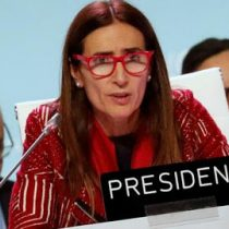 ¿Y dónde está la ministra Schmidt? ¿Sigue en Medio Ambiente?
