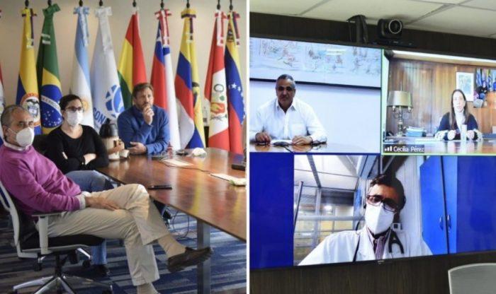 Copa Libertadores y Sudamericana: Ministerio del Deporte y ANFP llegan a acuerdo con la Conmebol para que equipos nacionales jueguen en Chile