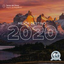 Chile es nominado en 19 categorías regionales en los premios Oscar del Turismo