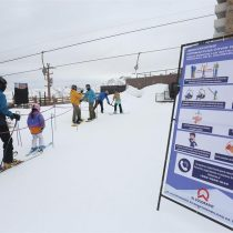 Abrir en pandemia o perder la temporada, el debate de los centros de esquí