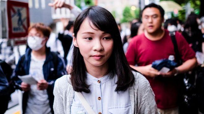 Quién es Agnes Chow, la «verdadera Mulan» que teme una cadena perpetua por «luchar por la libertad» de Hong Kong