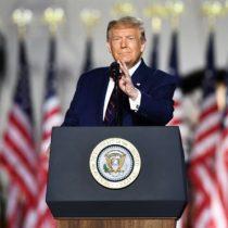 EEUU: Trump desafía las normas sobre COVID-19 con un mitin en Nevada