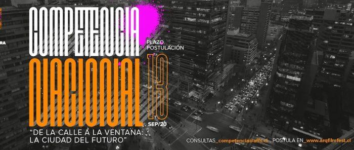 """Convocatoria abierta de Arquitectura Film Festival Chile: """"Ciudades Futuras, ¿y después de la crisis qué?"""""""