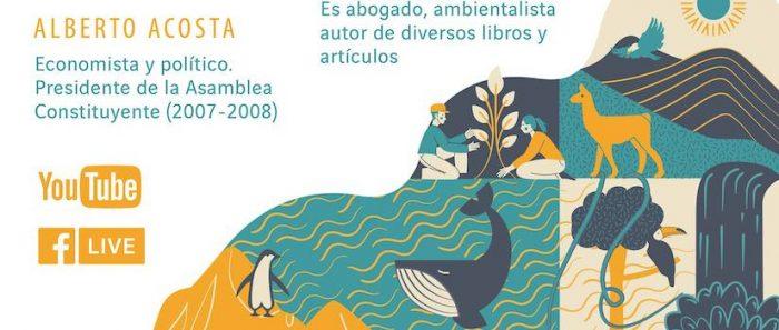Conversatorio «Visiones para la construcción de una Constitución Ecológica» vía online