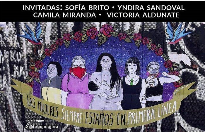 """#YaNoBastaConVotar, conversatorio internacional """"Nunca más sin nosotras: pensando el proceso constituyente desde los feminismos"""""""