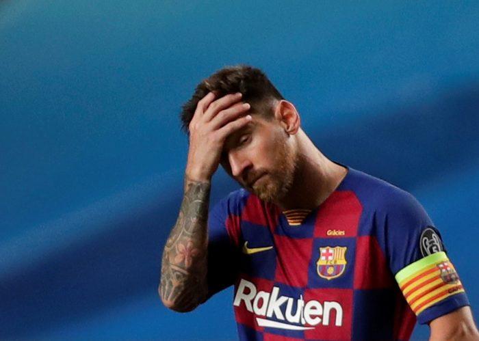Messi le anuncia al Barcelona que quiere dejar el club