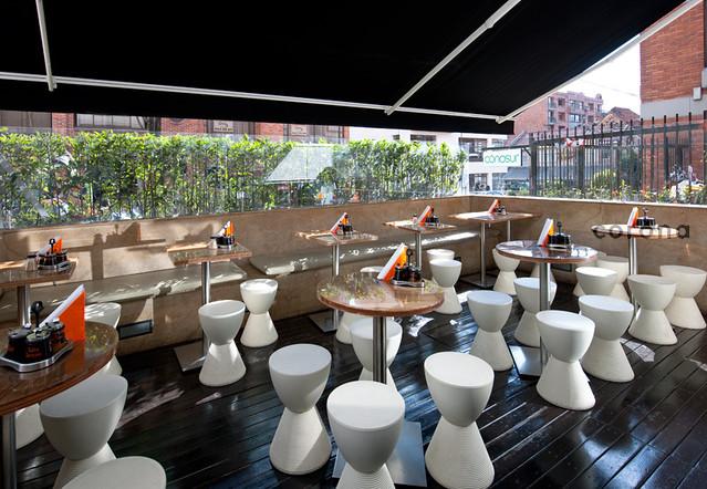 Terrazas: factor clave para la reactivación de restaurantes de Vitacura