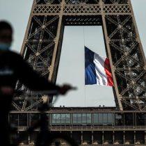 Casos de COVID-19 en Francia se ubican en máximos de cuatro meses