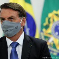 Pese a que Brasil es el segundo país más golpeado por el Covid-19, la aprobación de Bolsonaro sube al 37%