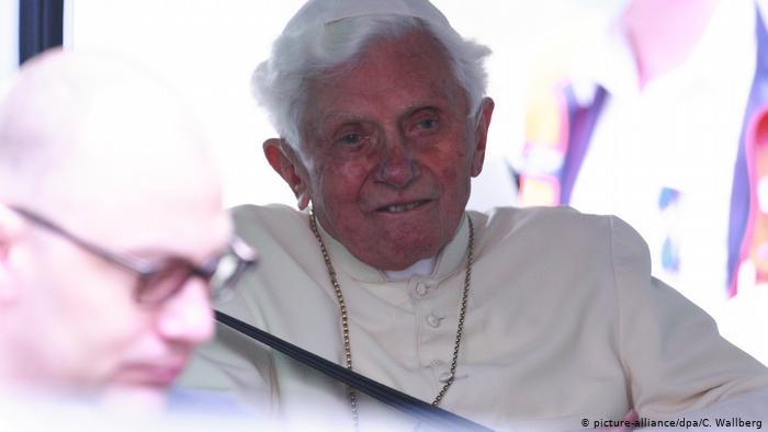 Benedicto XVI,