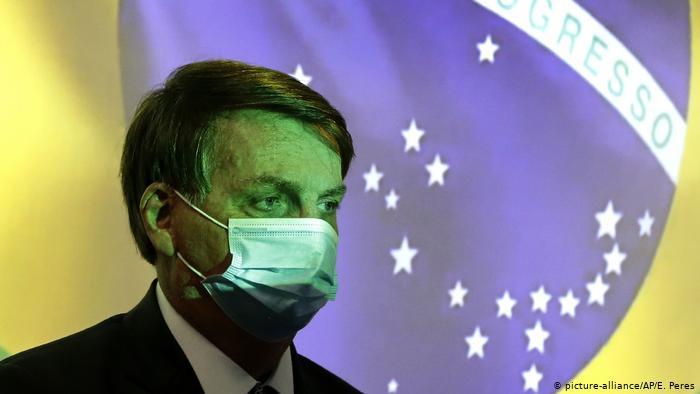 Bolsonaro dice tener