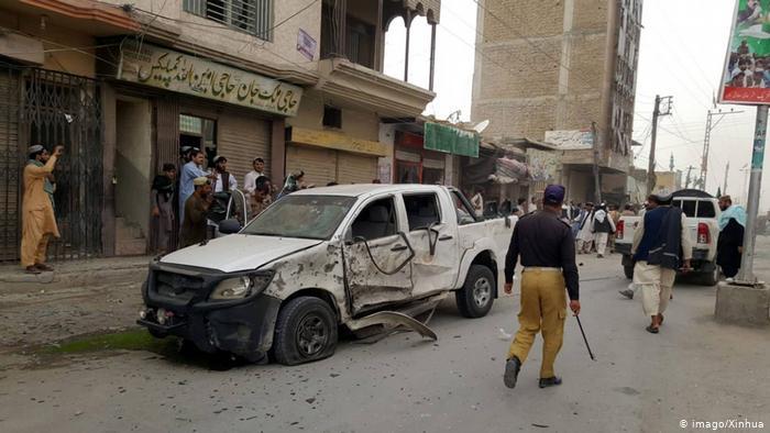 Seis muertos y al menos diez heridos deja atentado explosivo en Pakistán