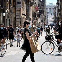 Italia registra su peor balance diario de coronavirus desde mayo