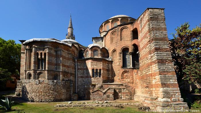 Erdogan decreta convertir otra iglesia bizantina en mezquita