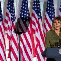 Elecciones en EE.UU: Melania Trump suaviza el agresivo discurso republicano y llama a la unidad durante convención