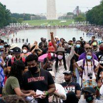 EE. UU.: miles protestan en Washington contra el racismo