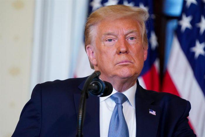 Donald Trump inicia campaña del terror: