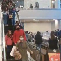 Con el fantasma del rebrote: Mall de Chillán entró a sumario sanitario por incumplimientos de protocolos ante el covid-19