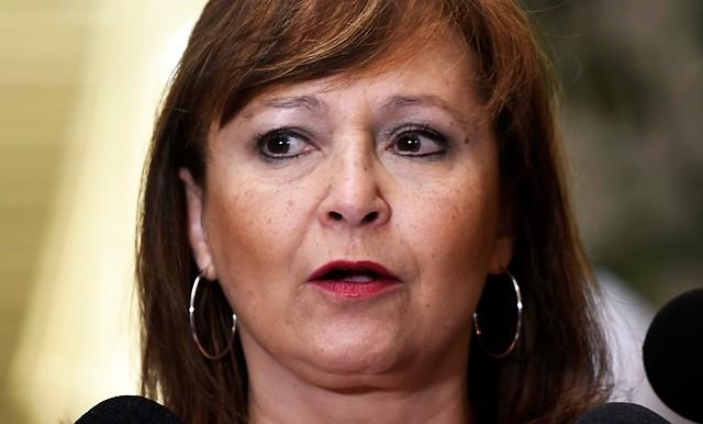 """Diputada Hernando (PR): """"Es el ministro de Salud quien decide si permite o prohíbe el voto de las personas con Covid-19 activo, no el Servel"""