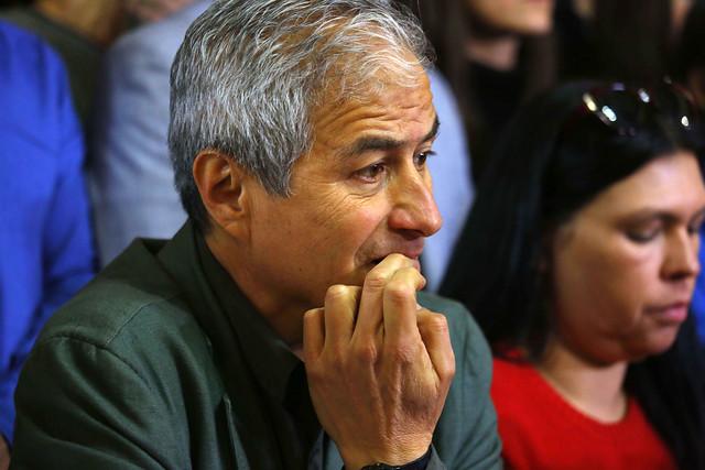 Mario Aguilar rechaza regreso a clases presenciales: