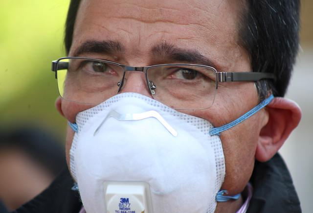 Micco tras reunión con ministro Pérez por situación de La Araucanía: