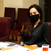 Paulina Núñez tras críticas a la Cuenta Pública: