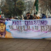 Machi Celestino Córdova pospone hasta el lunes decisión de inicio de huelga seca