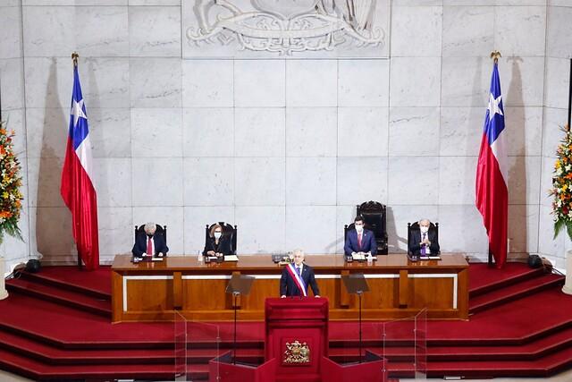 Regionalistas critican cuenta pública de Piñera y la califican de