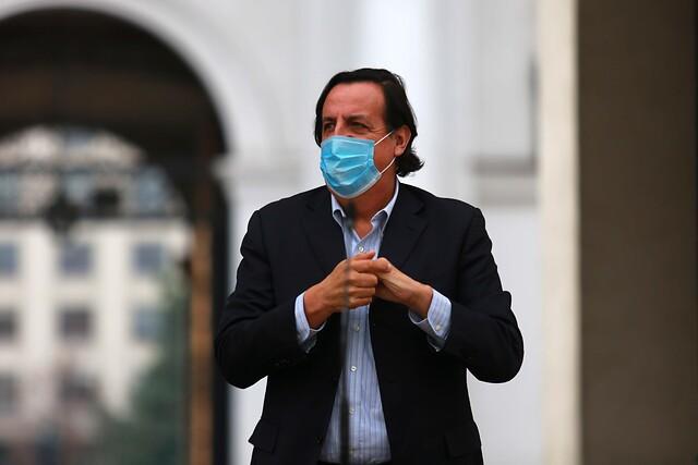 Parlamentarios RN respaldan en bloque a ministro del Interior e intendente de La Araucanía