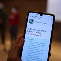 En plena cuarentena: Menor de 12 años es sorprendida con permiso especial para trabajadores esenciales en Curicó