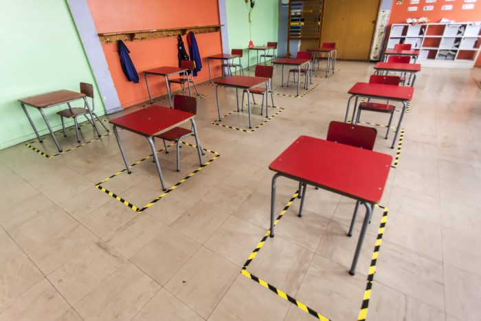 27 colegios realizan solicitudes de reapertura tras término de decreto que suspendía clases presenciales por el COVID-19
