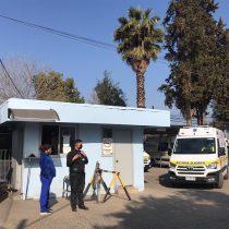 Rotura de matriz inundó pabellón y Unidad de Pacientes Críticos en el Hospital San Martín de Quillota