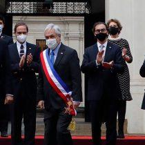 Piñera ministros