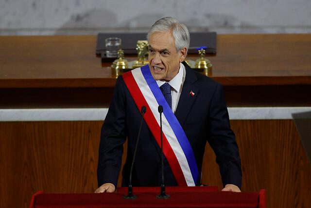 El Chile real y el Chile según el Presidente Piñera