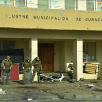 Fiscalía de La Araucanía abre investigación por hechos de violencia en Curacautín y Victoria