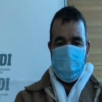 Abogado de Hugo Bustamante renunció a su defensa y control de detención se pospone por dos horas