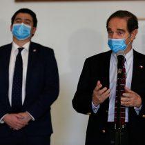 Ministro Larraín concretó reunión con voceros de Celestino Córdova pero representantes de los otros comuneros se restaron