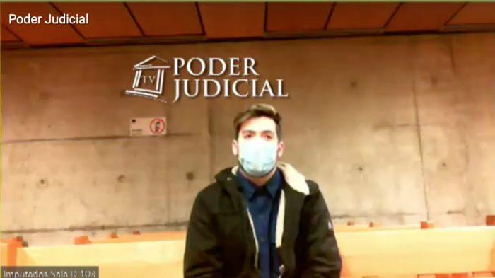 """Hernán Calderón Argandoña es derivado a Santiago 1: Corte descarta """"patología mental que justifique su internación en un centro psiquiátrico"""""""