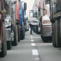 """El paro de uno de los gremios de camioneros (o el paro de """"Pérez y Pérez Cía. Ltda."""")"""