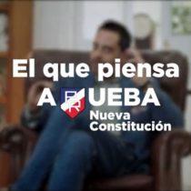 """""""El/La que piensa aPRueba"""": Partido Radical lanzó corto en el inicio de campaña para el plebiscito constitucional"""