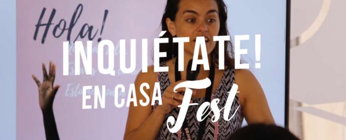 Inquieta Fest lanza el primer Festivalde Emprendimiento Femenino digital realizado en Chile