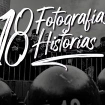 """Muestra fotográfica """"Olvidarte Nunca. Estallido social en Chile"""" vía online"""