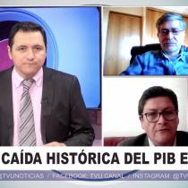 Puntos de vista | Efectos de la pandemia en la economía chilena: caída del PIB llegó al 14,1% en el segundo trimestre del 2020