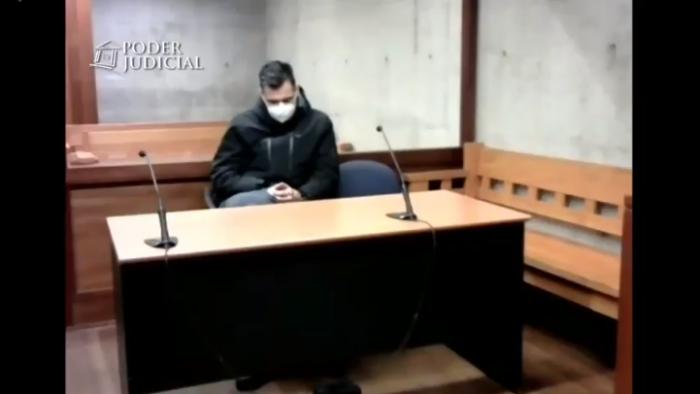 Tras horas de suspenso, se decretó la prisión preventiva para Claudio Crespo, excarabinero acusado de dejar ciego a Gatica