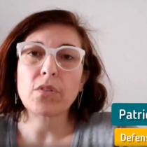 """Defensora de la Niñez por muerte de Ámbar Cornejo: """"Una vez más el sistema ha sido incapaz de proteger a una niña de nuestro país"""""""