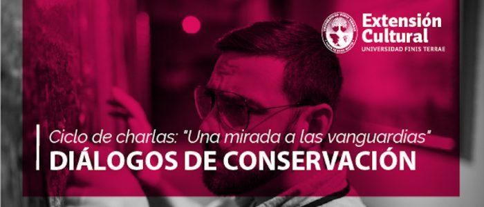 Conversatorio «Diálogos de Conservación» vía online