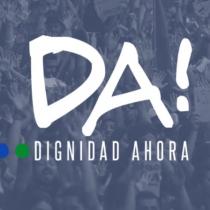 Dignidad Ahora, la nueva colectividad que reúne a 10 organizaciones políticas y sociales
