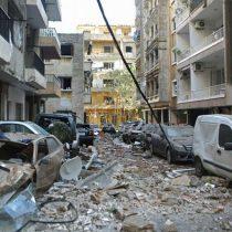 Luto y conmoción en Beirut luego de gran explosión que dejó al menos 100 fallecidos