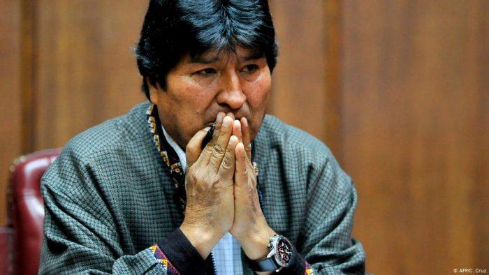 Evo Morales defiende a militares bolivianos detenidos en Colchane: