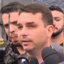 El hijo mayor del presidente Bolsonaro da positivo de coronavirus
